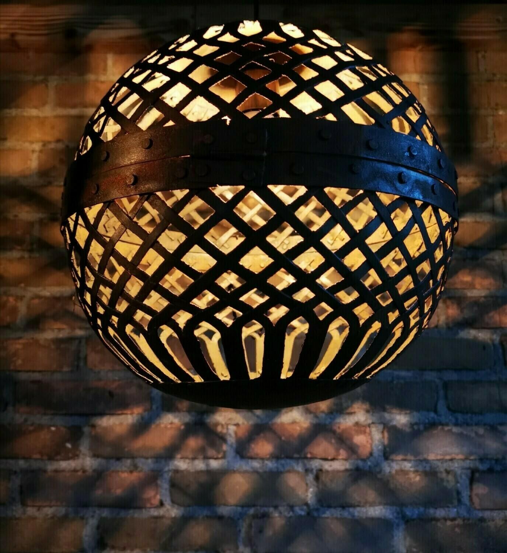 Hanglamp metalen bal S