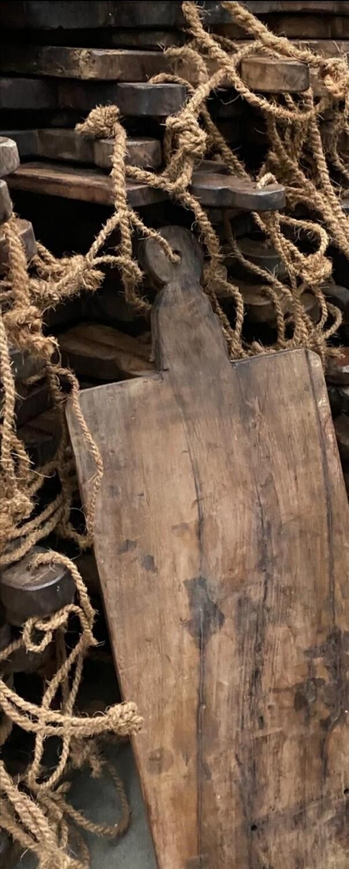 Houten, decoratieve, snijplank