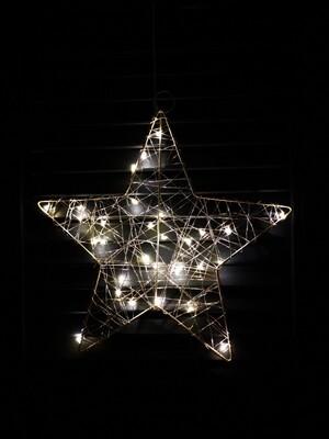 Zilveren ster