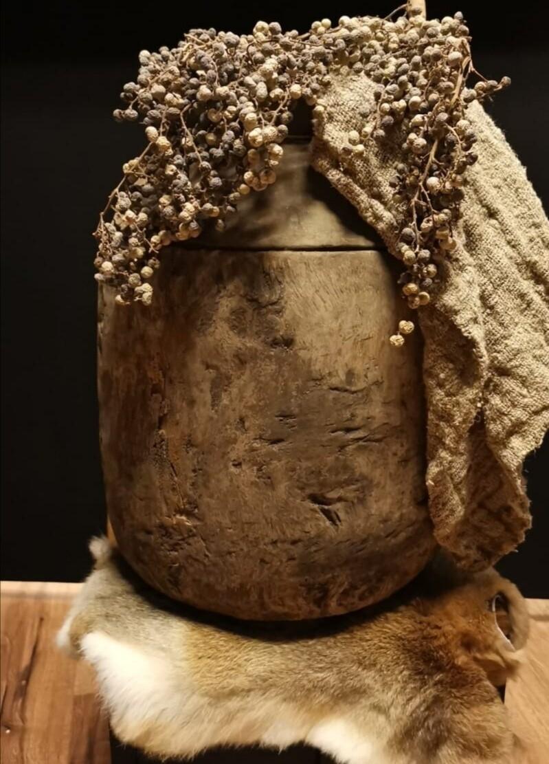 Oude Naga pot xxl