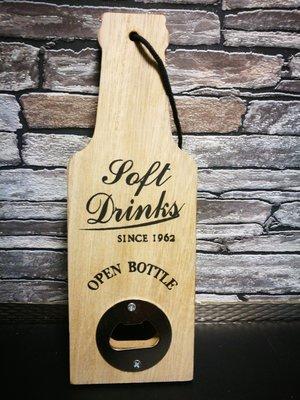 Flessenopener Drinks