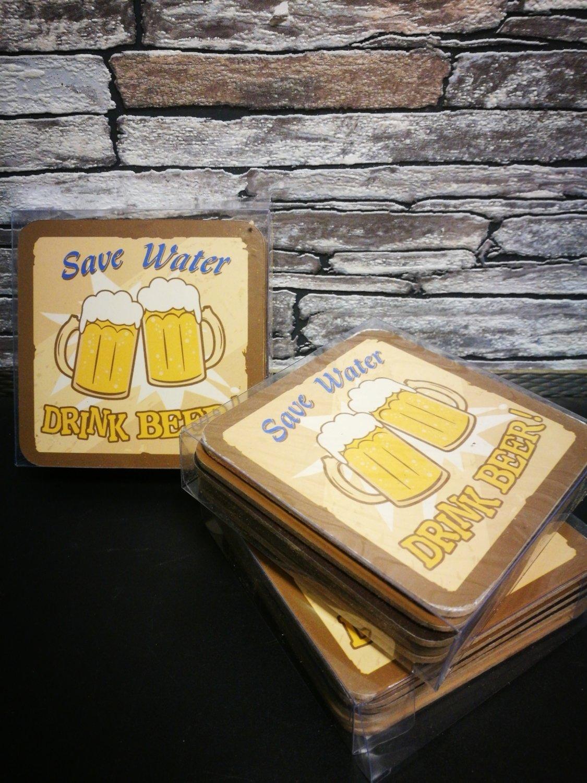 Onderzetters Beer