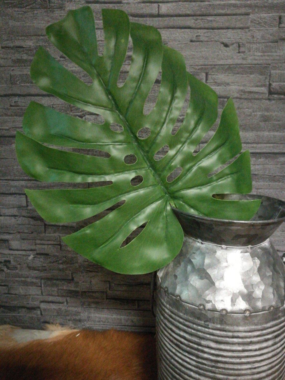 Kunst planten blad