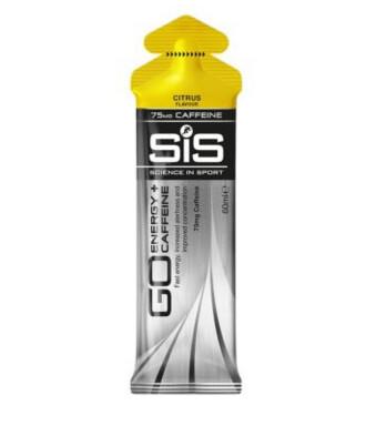 SiS Go Energy + Caffeine Gel (75мг), Цитрус