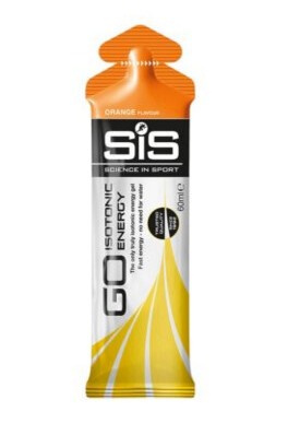 SiS Go Isotonic Energy Gels, Апельсин