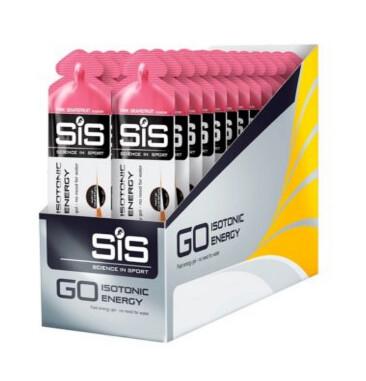 SiS Go Isotonic Energy Gels, Розовый Грейпфрут (упаковка 30шт)
