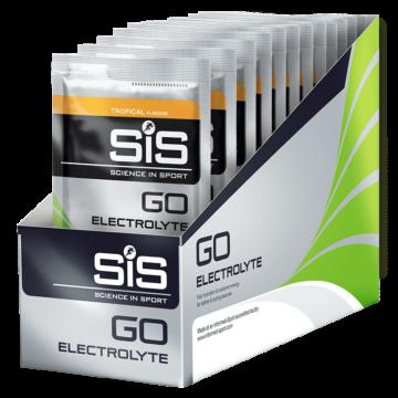 SiS Go Electrolyte Powder, Тропический фрукт, 40 гр. (упаковка 18 шт.)