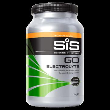 SiS Go Electrolyte Powder, Тропический фрукт, 1,6 кг.