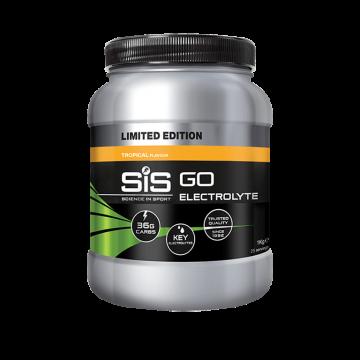 SiS Go Electrolyte Powder, Тропический фрукт, 1 кг.