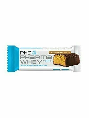 PhD Pharma Whey HT+, Шоколад/Арахис