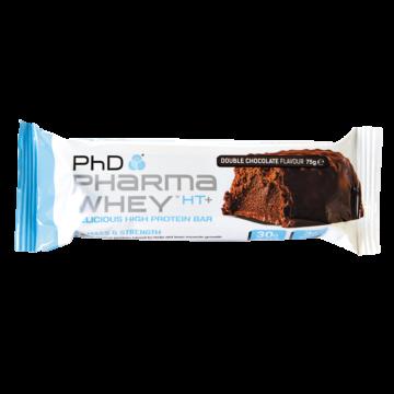 PhD Pharma Whey HT+, Двойной шоколад