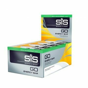 SiS Gо Energy Mini Bar, Яблоко & Чёрная смородина (Упаковка 30 шт)