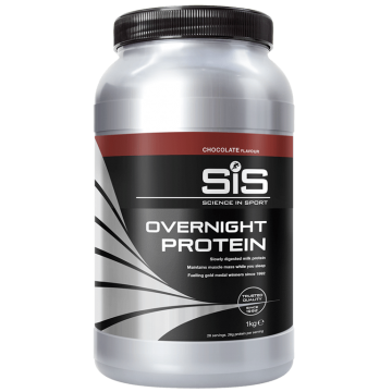 SiS Overnight Protein, Шоколад, 1 кг