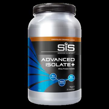 SiS Advanced Isolate +, Шоколад/Апельсин, 1кг