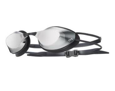 Очки для плавания TYR STEALTH RACING GOGGLES MIRRORED