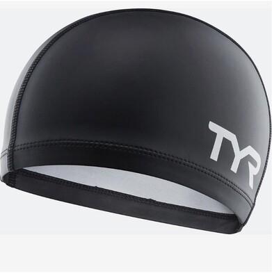 Шапочка для плавания TYR SILICONE COMFORT SWIM CAP