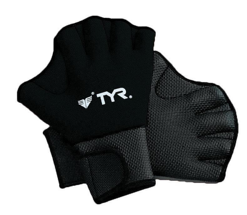 Перчатки для фитнесса TYR AQUATIC RESISTANCE GLOVES