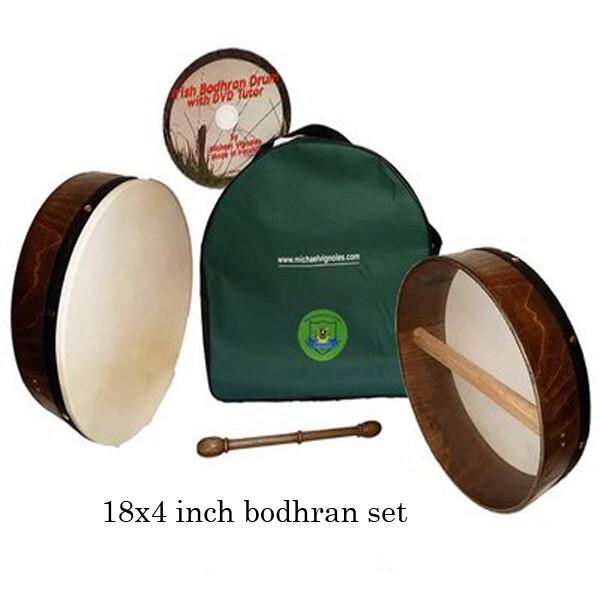 18 inch beginners Bodhran set