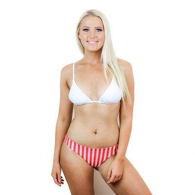 STRIPES RED | REVERSIBLE | BOTTOMS