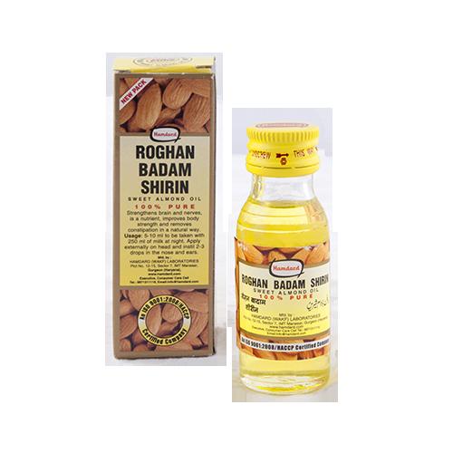 Миндальное масло Roghan Badam Shirin (25 мл)