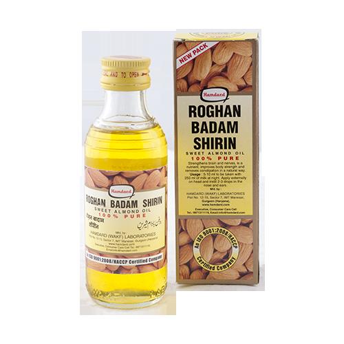 Миндальное масло Roghan Badam Shirin (100 мл)