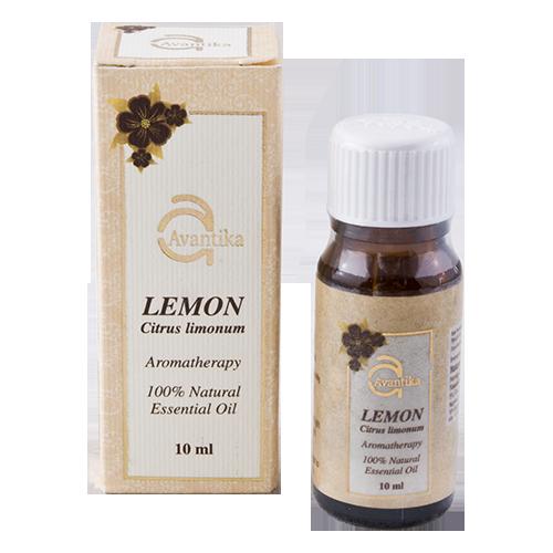 Лимона маcло эфирное Avantika Lemon