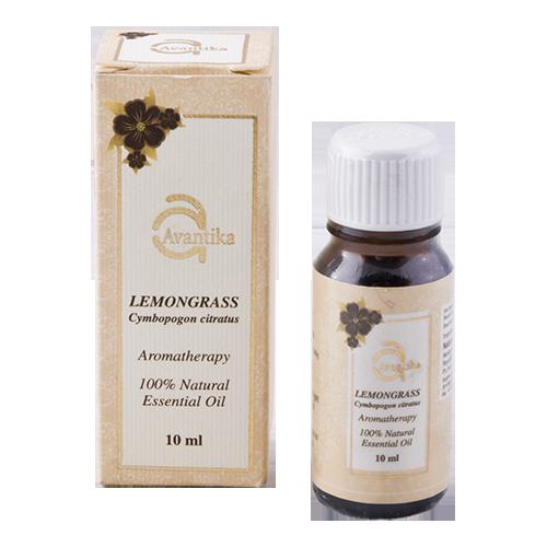 Лимонной травы масло эфирное Avantika Lemon Grass