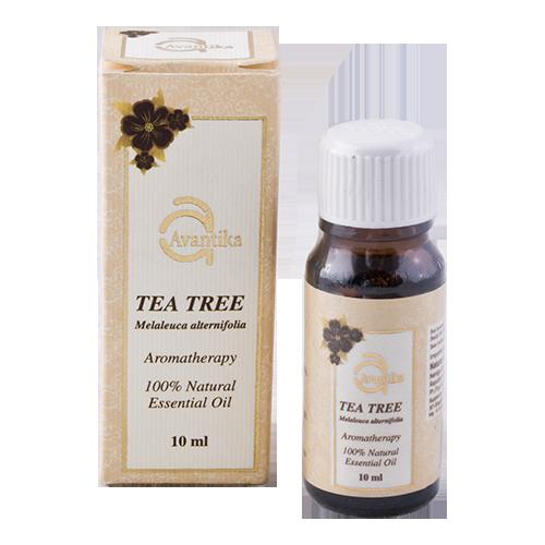 Чайного дерева масло эфирное Avantika Tea Tree