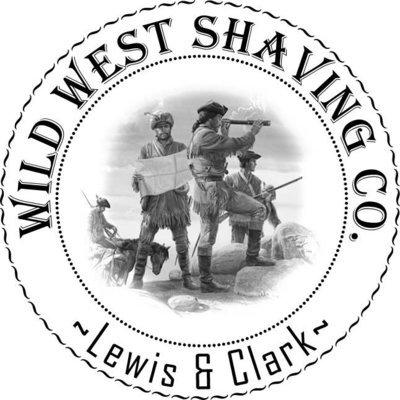 Lewis & Clark Shaving Soap - Sandalwood & Cedarwood