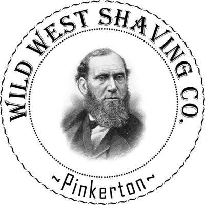 Pinkerton Shaving Soap - Mahogany, Teakwood, Lavender, Geranium, Cedarwood, Oak