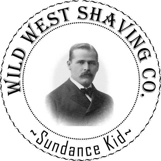Sundance Kid Shaving Soap - Lavender, Lime, Coconut, Peppermint