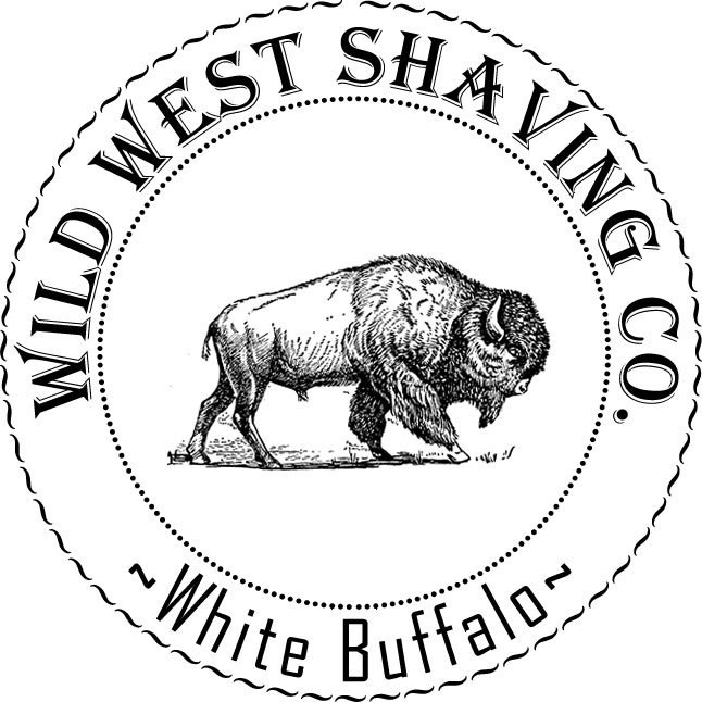 White Buffalo Shaving Soap - Gardenia & Sandalwood