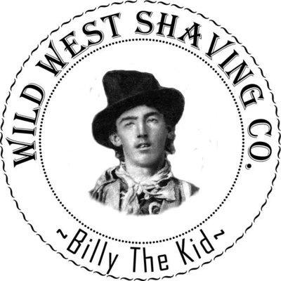 Billy The Kid Shaving Soap - Black Cherry, Bourbon, Vanilla
