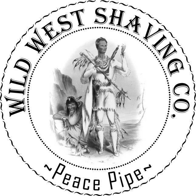 Peace Pipe Shaving Soap - Pipe Tobacco, Vetiver, Smokey Birch