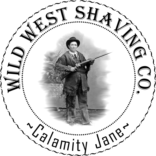 """Calamity Jane Shaving Soap - """"Gambling & Conglomeration"""""""
