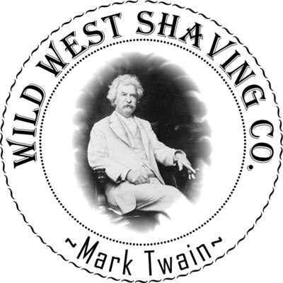 "Mark Twain Shaving Soap - ""A Fine Cigar"""