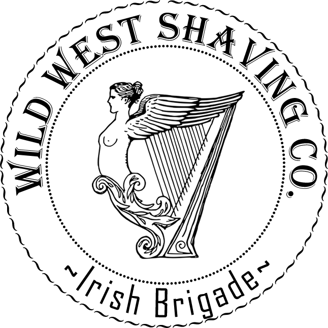 Irish Brigade Shaving Soap - Fern, Oakmoss, Coriander, Fig Leaf.