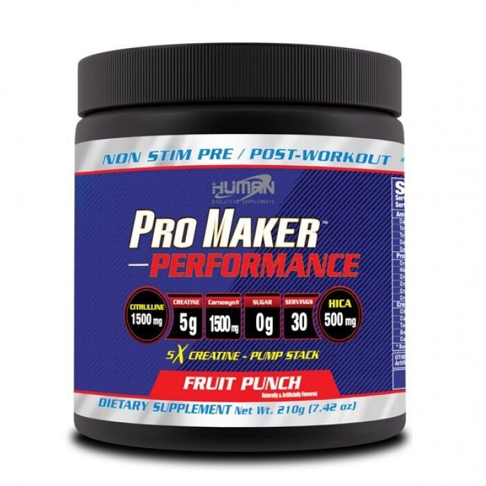 Pro Maker Performance Creatine Blend