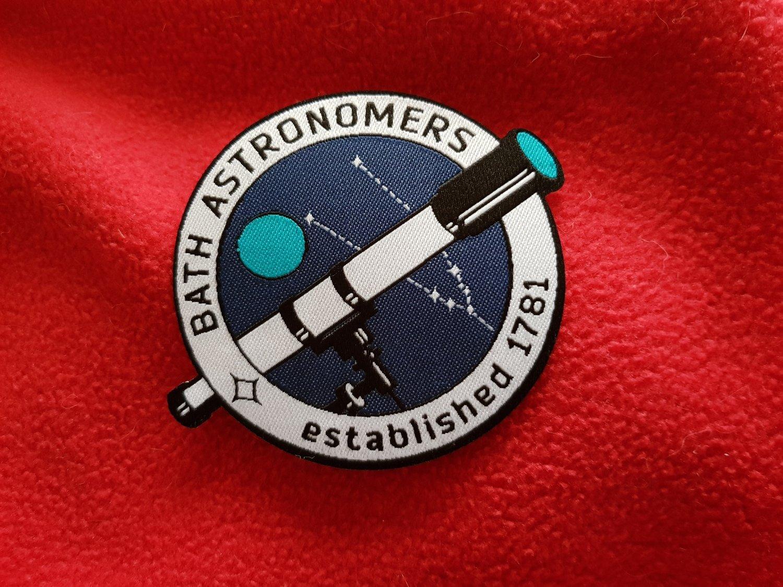 Logo Cloth Badge