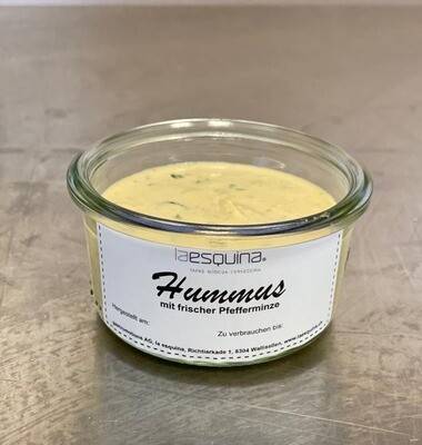 Hummus, ca. 160g