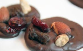 Mendiant Chocolate