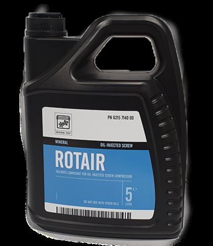 Rotair 5L Oil (Screw Oil)