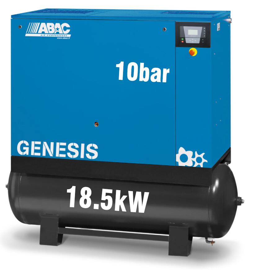 ABAC Genesis 18.5kW   95CFM   10bar   500L   Dryer  