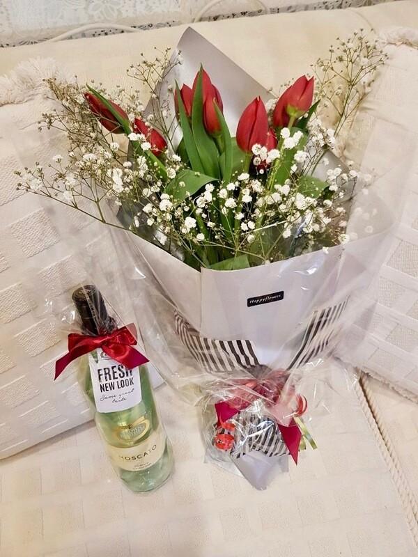 Tulip Bouquet #158