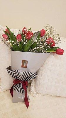 Tulip Bouquet #150