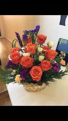 Flower Basket #3