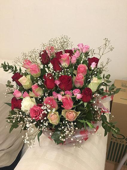 Flower Basket #1