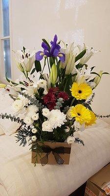 Flower box #26