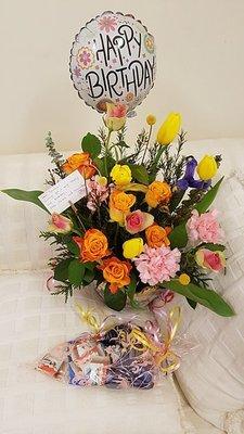 Flower box #27