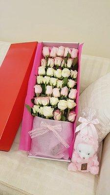 Rose flower box #30